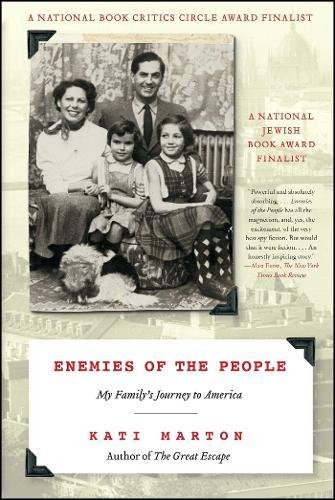 Enemies of the People: My Family's Journey to America pdf epub