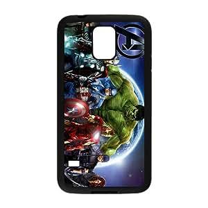SANYISAN Super Heros White Samsung Galaxy S5 case