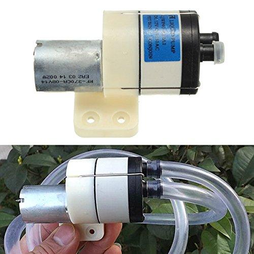 Dc12v Petty Dc Self-priming Diaphragm Pump Water/air Pump