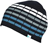 Alki'i cube mens/womens warm beanie snowboarding winter hats - Navy