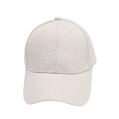 Unisex Mens Womens Short Brim Casual Cadet Military Cap Trucker Hats Beige
