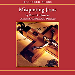 Misquoting Jesus Audiobook