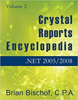 Crystal reports books