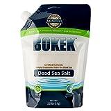 Bokek Dead Sea Salt, Fine - 2.2 lb Bag
