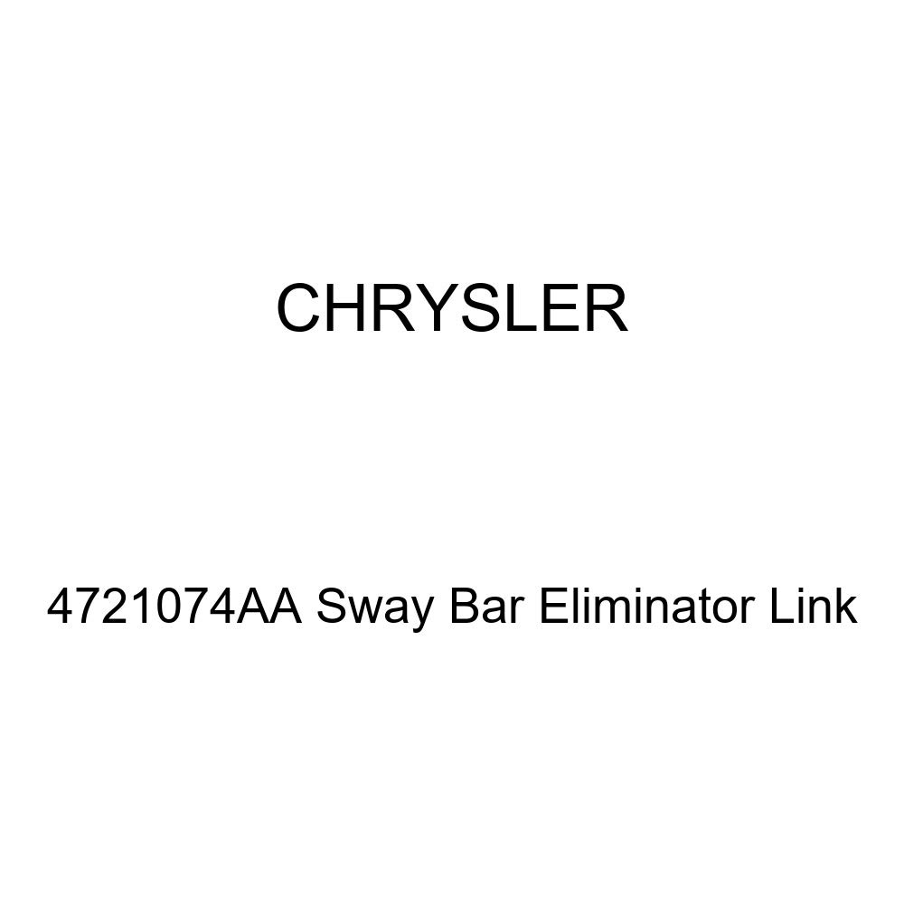Genuine Chrysler 4721074AA Sway Bar Eliminator Link
