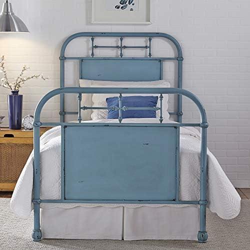Liberty Furniture Industries Vintage Series Full Metal Bed