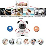 EYEKOP Smart HD Baby Monitor, Wireless Wifi 960P Security IP Camera, Two-ways Audio, Night Light (E1-960P)