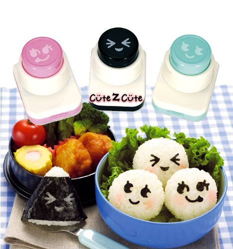 CuteZCute 101-0300 Seaweed Nori Punch Decorating Tool Series-Two