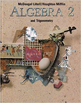 Amazon com: Algebra 2 and Trigonometry (9780812388008