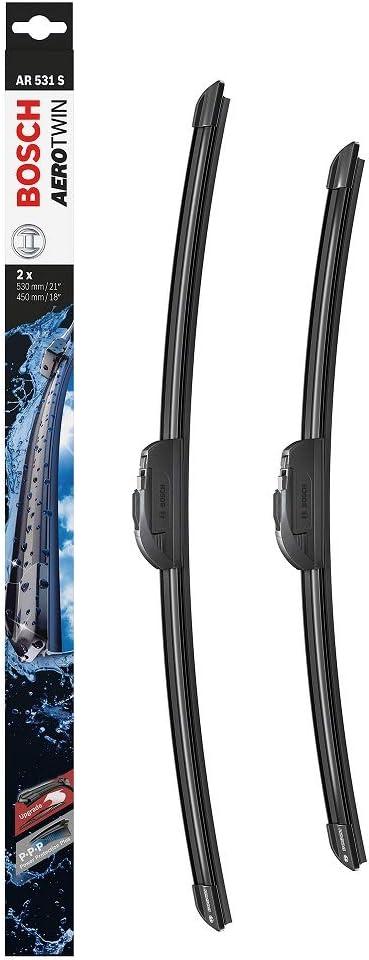 Bosch Scheibenwischer Aerotwin Ar531s Länge 530mm 450mm Set Für Frontscheibe Auto