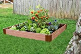 Frame It All 300001058 Raised Garden Bed, 4 by