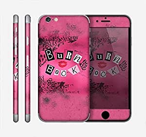 The Burn Book Pink Skin for the Apple iphone 4s