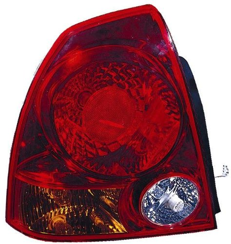 Depo 221-1915L-AQ Hyundai Accent Driver Side Replacement Taillight Assembly