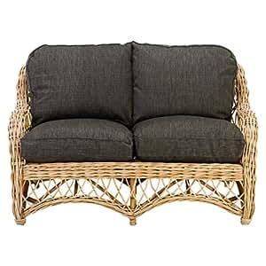 Rotin Design REBAJAS : -51% Sofa de ratan Kingston 2 plazas ...