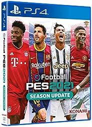 Konami 117307650001 eFootball PES2021 Season Update (PS4)