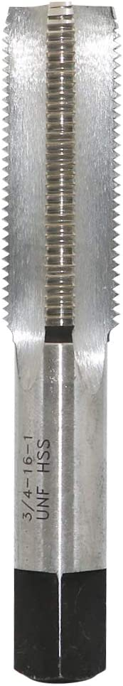 LingGan 3//4-16 UNF High Speed Steel Bottoming Tap Machine thread tap