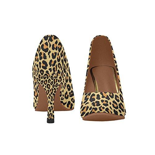 Scarpe Da Donna Di Alta Moda, Scarpe Con Tacco Alto, Scarpe Multi 1