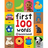 Words: First 100 Soft to Touch