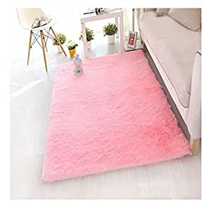 FUT REC Neutral Color Childrens Rugs, Unbound Widely Useful in the Dorm Room CARPET, Garage, Hobby Room, Work Room, Laundry Room,Baby Kids Room Basement CARPET