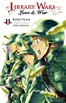 Library Wars - Love & War, tome 11 par Yumi