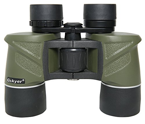Binoculars, 8x40 HD Wide Angle Binocular with 430FT/1000YDS