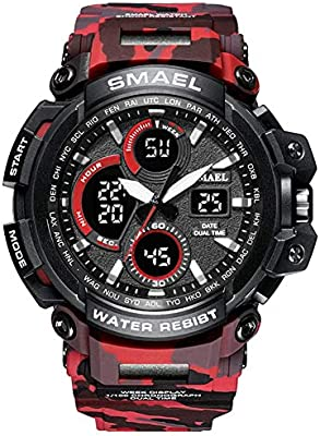 SMAEL Impermeable Smart Watch Deportivo Brand Style Fashionable ...