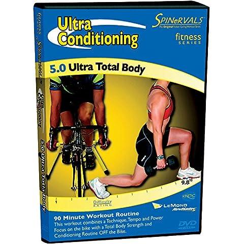Spinervals Ultra Conditioning Series 1.0 Leg-Strength Builder