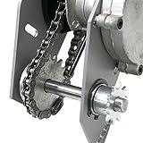 UAUS Silver Jackshaft Kit Chain Tensioner For 415