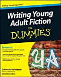 Writing Young Adult Fiction For Dummies by  Deborah Halverson in stock, buy online here