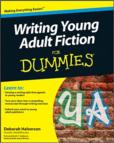 Amazon Com Writing Young Adult Fiction For Dummies 9780470949542