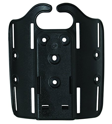 Safariland 6004-4 Double Strap Leg Shroud Only Gun Belt, Black (Shrouds Belt)