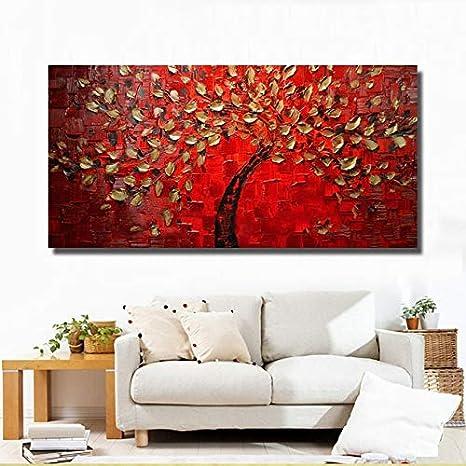 Amazon.com: Pintura al óleo de LONLLYH con diseño de cavas ...