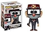 Funko Pop! Animation: Gravity Falls - Grunkle Stan Vinyl Figure (Bundled with Pop BOX PROTECTOR CASE)