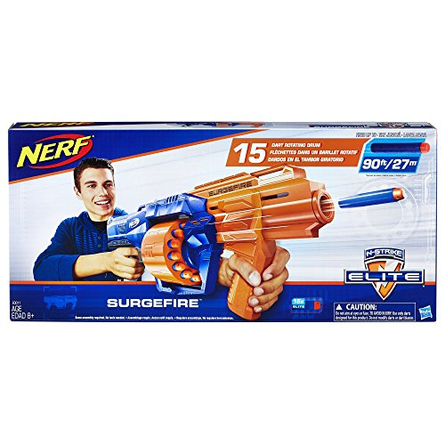 Buy nerf gun for 8 year old