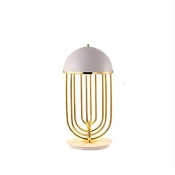Lámparas de mesa doradas de lujo modernas Post Delightfull Base ...