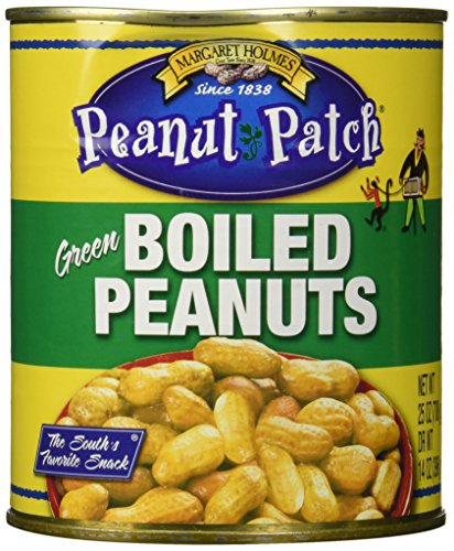 - Margaret Holmes, Peanut Patch, Boiled Peanuts, (25oz Net Weight)