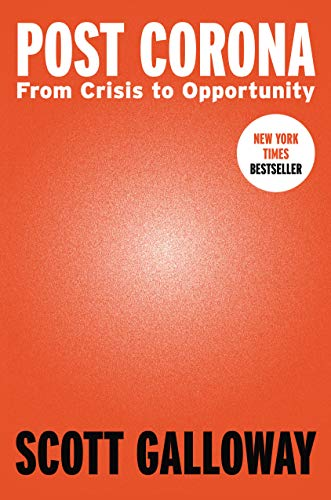 Book Cover: Post Corona: From Crisis to Opportunity