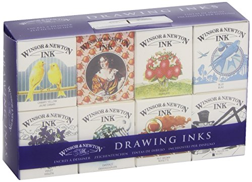 winsor-newton-drawing-ink-henry-collection-pack
