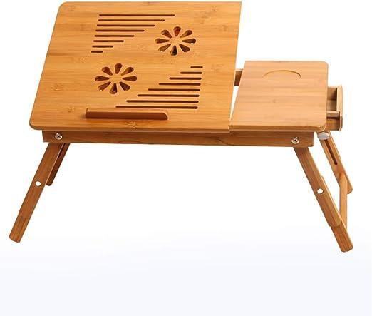XIA Mesa de Escritorio Ajustable para Laptop Mesa de Escritorio ...