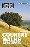 Time Out Country Walks Near London Vol 2: v. 2 (Time Out Guides)