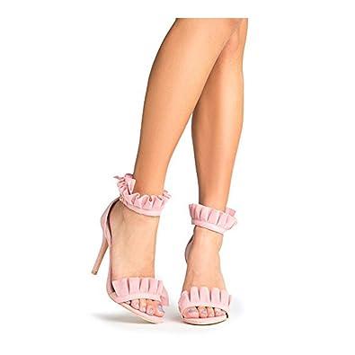 53e62cb2fd69c2 Lolli High Heeled Sandal