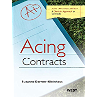 Darrow-Kleinhaus' Acing Contracts (Acing Series)