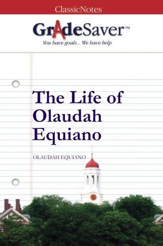 the interesting narrative of the life of olaudah equiano summary