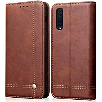 Amazon.com: Galaxy A7 (2018) Folio Case, Samsung A7 Wallet ...