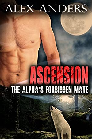 book cover of The Alpha\'s Curvy Mate