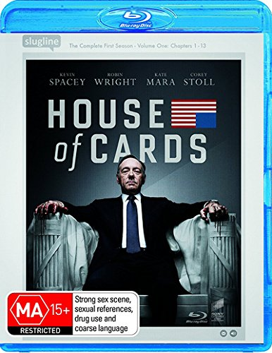Amazon Com House Of Cards Blu Ray Region A B House Of Cards