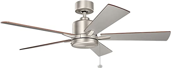 Kichler 330242NI Ceiling Fan with Light