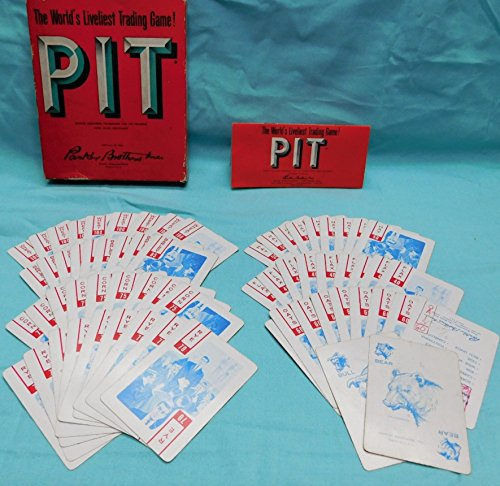 parker brothers pit card game - 4