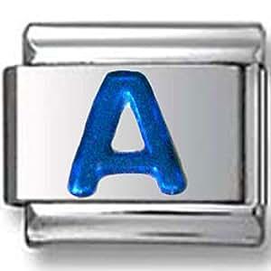A blue Italian charm