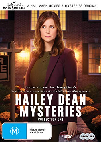 Hailey Dean Mysteries - 3 Film Collection One (Murder With Love/Deadly Estate/Dating Is Murder)            -